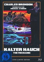 Jaquette Kalter Hauch - The Mechanic  (DVD+Blu-Ray) (2Discs) - Cover A