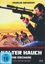 Jaquette Kalter Hauch - The Mechanic  (DVD+Blu-Ray) (2Discs) - Cover B