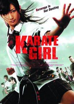 Jaquette Karate Girl
