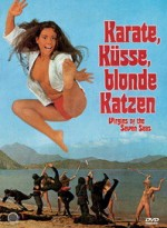Jaquette Karate, Küsse, blonde Katzen EPUISE/OUT OF PRINT