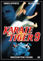 Jaquette Karate Tiger 9