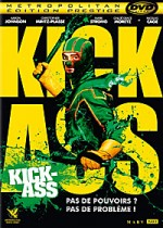 Jaquette Kick-Ass (édition Prestige)