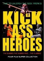 Jaquette Kick Ass Heroes
