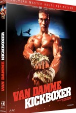 Jaquette Kickboxer - Combo Blu-ray + DVD