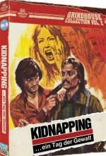 Jaquette Kidnapping ... ein Tag der Gewalt - Cover A