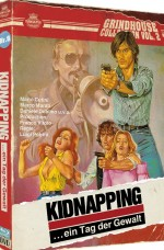 Jaquette Kidnapping ... ein Tag der Gewalt - Cover B