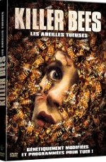Jaquette Killer Bees (Les abeilles tueuses)