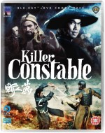 Jaquette Killer Constable (Blu-ray + DVD)