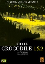 Jaquette Killer Crocodile / Killer Crocodile 2