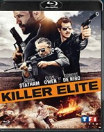 Jaquette Killer Elite