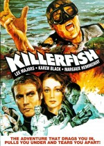 Jaquette Killer Fish