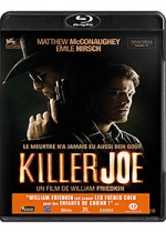 Jaquette Killer Joe
