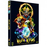 Jaquette Killer Klowns (Blu-ray + DVD)