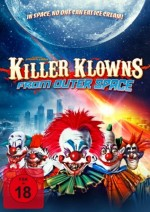 Jaquette Killer Klowns from Outer Space
