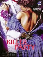 Jaquette Killer Party EPUISE/OUT OF PRINT