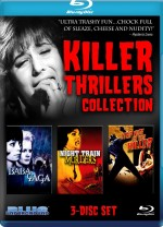 Jaquette Killer Thrillers Collection