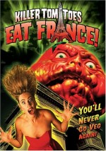 Jaquette Killer Tomatoes Eat France