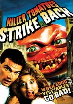 Jaquette Killer Tomatoes Strike Back