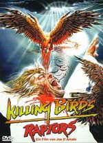 Jaquette KILLING BIRDS RAPTORS EPUISE/OUT OF PRINT