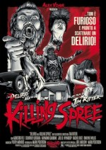 Jaquette Killing Spree : Retro 80s Horror Collection