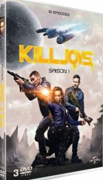 Jaquette Killjoys - Saison 1