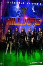 Jaquette Killjoys - Saison 3