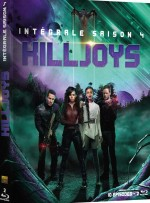 Jaquette Killjoys - Saison 4