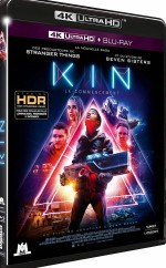 Jaquette Kin : le commencement - 4K Ultra HD + Blu-ray