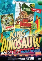 Jaquette King Dinosaur & The Jungle