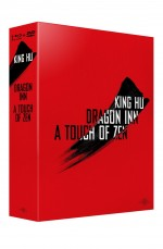 Jaquette King Hu : Dragon Inn + A Touch of Zen