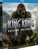 Jaquette King Kong (Edition Collector)