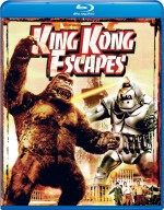 Jaquette King Kong Escapes