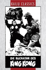 Jaquette King Kong Vs Godzilla (2DVD Edition im Metalpack)