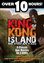 Jaquette King of Kong Island & Other Ape Flicks