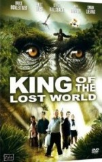 Jaquette King of the lost world