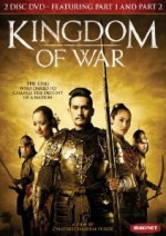 Jaquette Kingdom Of War: Part I/Part II
