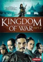 Jaquette Kingdom Of War: Part II
