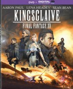 Jaquette Kingsglaive: Final Fantasy XV