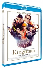 Jaquette Kingsman : Services secrets