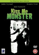 Jaquette Kiss Me Monster