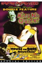 Jaquette Kiss Me Quick! / House On Bare Mountain EPUISE/OUT OF PRINT