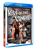 Jaquette Kiss of the Vampire