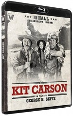 Jaquette Kit Carson EPUISE/OUT OF PRINT
