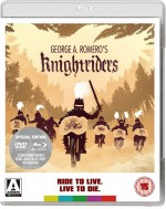 Jaquette Knightriders