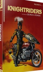 Jaquette Knightriders (Bluray)