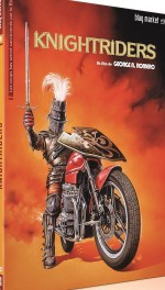 Jaquette Knightriders (DVD)
