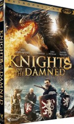 Jaquette Knights of the Damned
