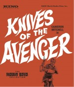Jaquette Knives of the Avenger