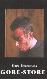 Jaquette Knochensplitter The Darkside of Switzerland / Gore Store EPUISE/OUT OF PRINT