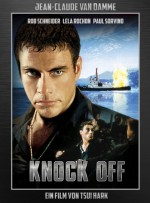 Jaquette Knock Off - Der entscheidende Schlag (DVD + BLURAY) - Cover A